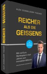 Buchcover-Reicher-als-die-Geissens-Alex-Düseldorf-Fischer